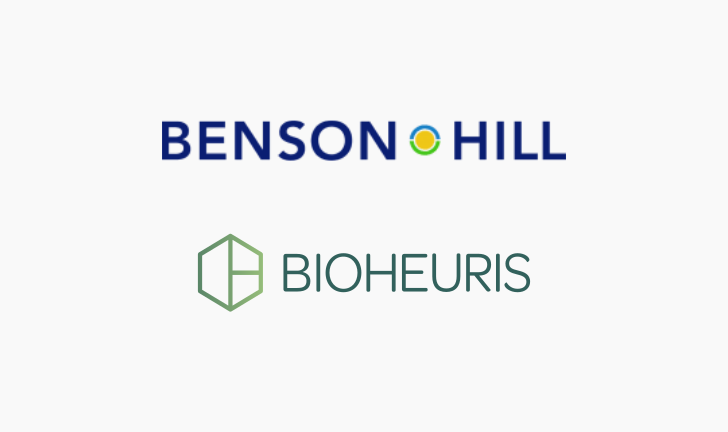 Startups Bioheuris and Benson Hill Partner to Develop Herbicide-Tolerant Crops
